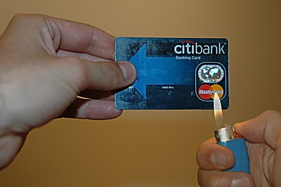 Citibank Credit Card Online >> On Citibank and Incompetence